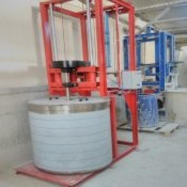 Inox Kazanlı Seramik Sır Hazırlama Makineleri